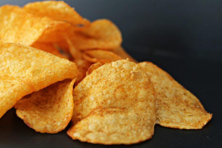 Importe retten Kartoffel-Chips