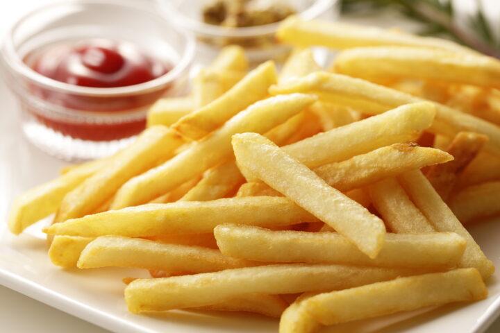 Magere Kartoffelernte wirkt sich auf Chips und Pommes frites aus